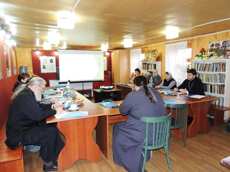 Заседание круглого стола в рамках , V Фаддеевских образовательных чтений.