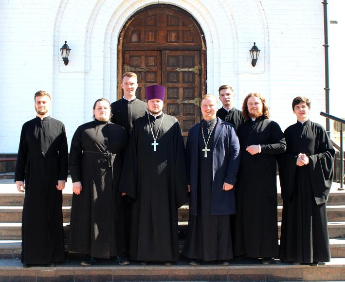 Миссионерская группа студентов Московской Духовной Академии посетила Удомельское благочиние