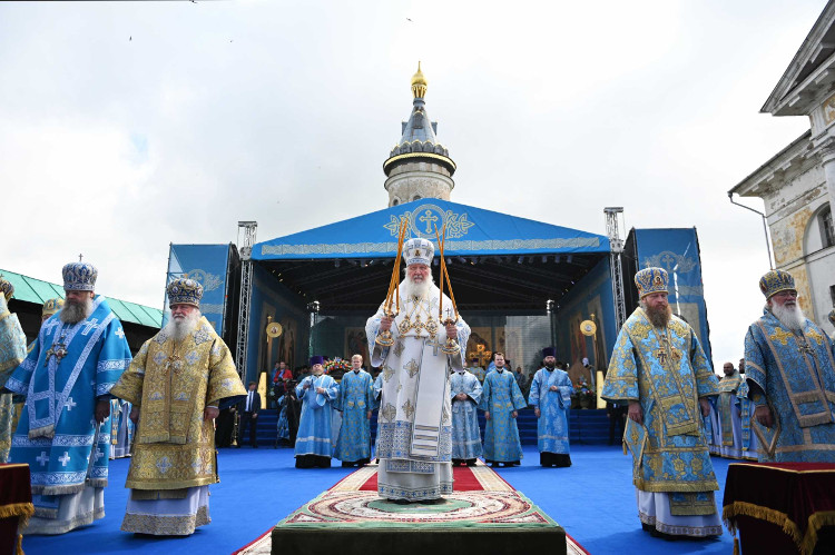 Первосвятительский визит в г. Торжок