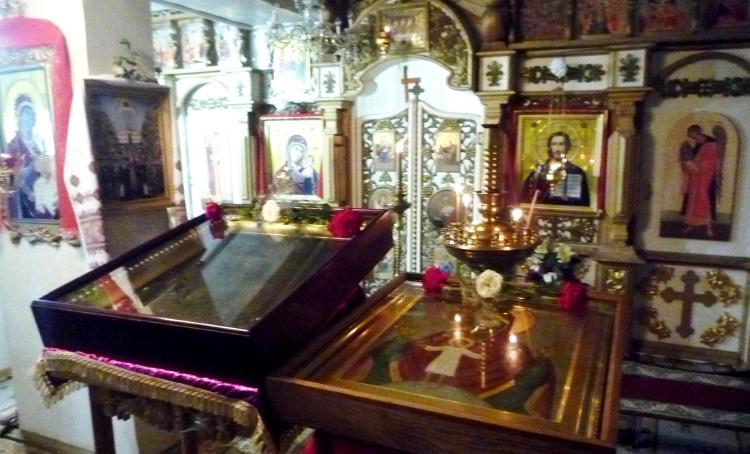 Пребывание святынь ХХIV Большого Бежецкого Крестного хода в храмах и социальных учреждениях Бежецкого района