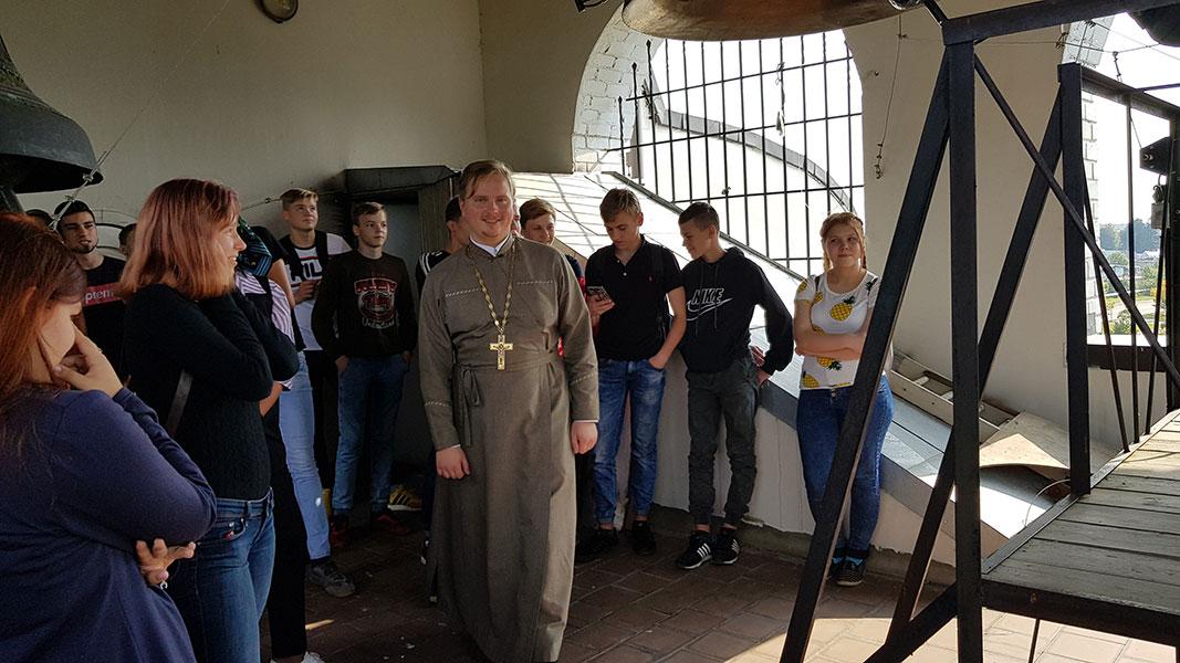 В Князь-Владимирском соборе г.Удомля встретили День Трезвости