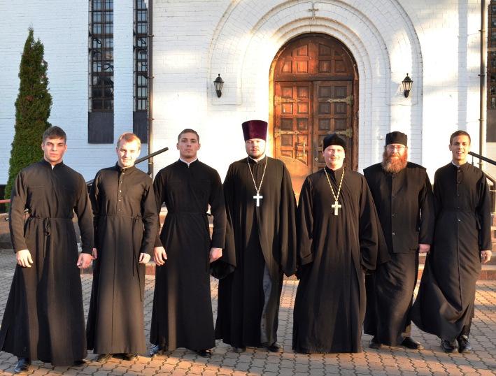 Удомельское благочиние посетила студенческая миссионерская группа Московской духовной академии