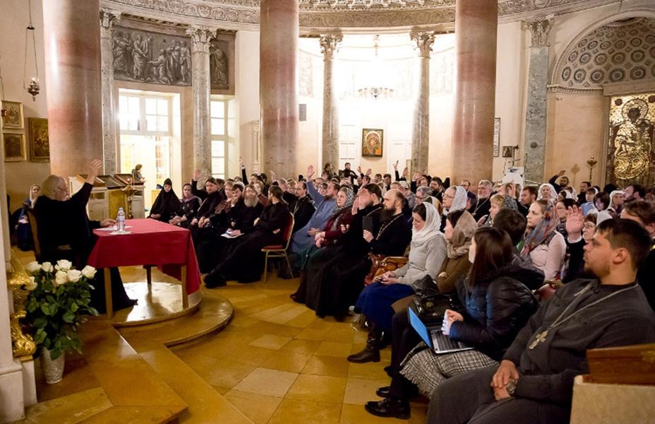 В рамках XXVIII Международных Рождественских образовательных чтений состоялись мероприятия, организованные Синодальным отделом по церковной благотворительности и социальному служению