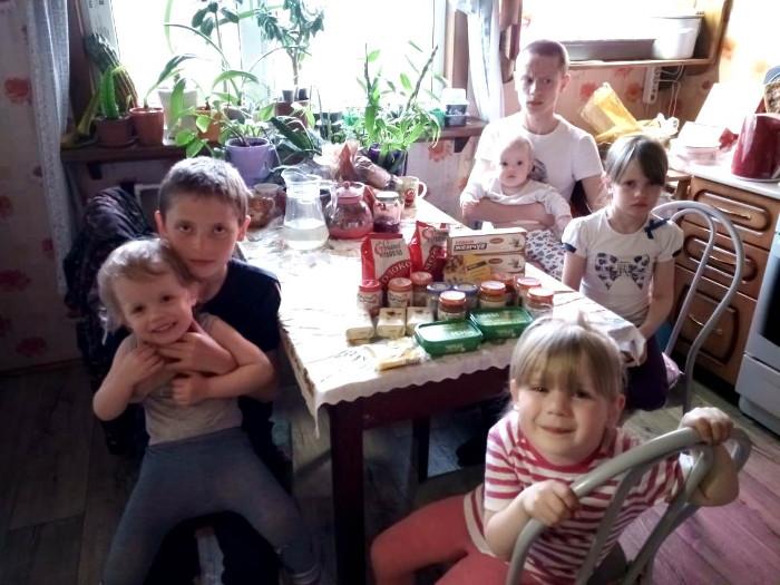 Благотворительная акция в Удомельском благочинии