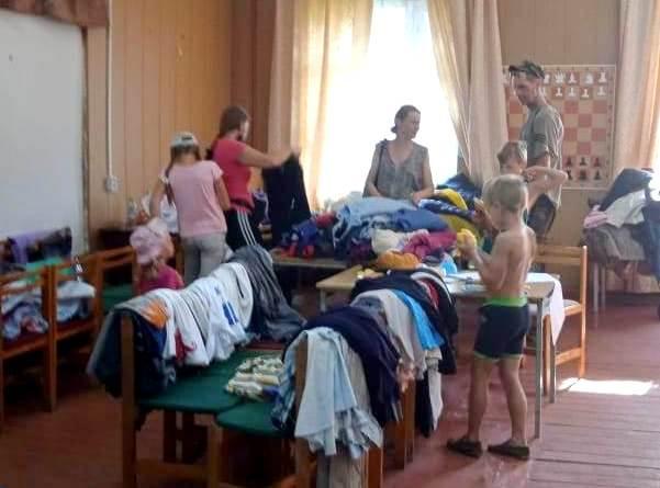 Благотворительная акция Отдела социального служения и благотворительности Бежецкой епархии в Краснохолмском муниципальном округе