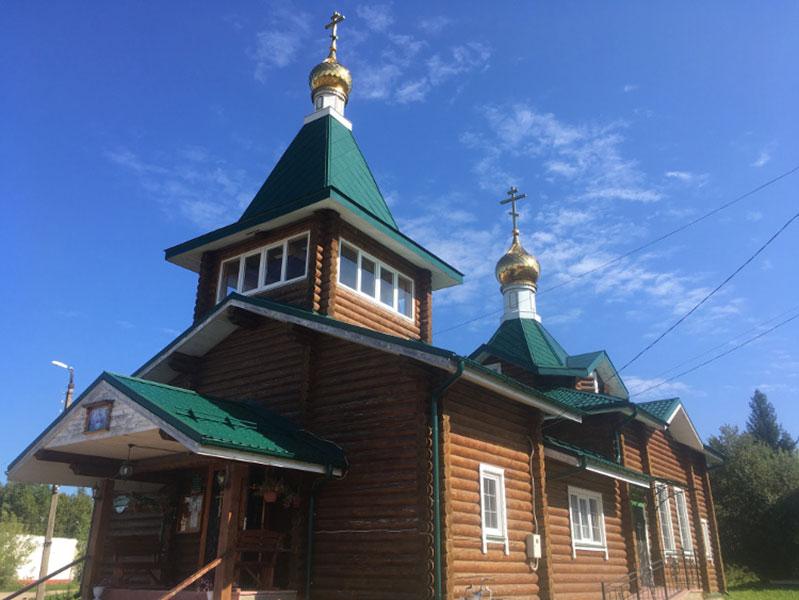 В Троицком храме п. Молоково состоялась благотворительная акция «Собери ребенка в школу»