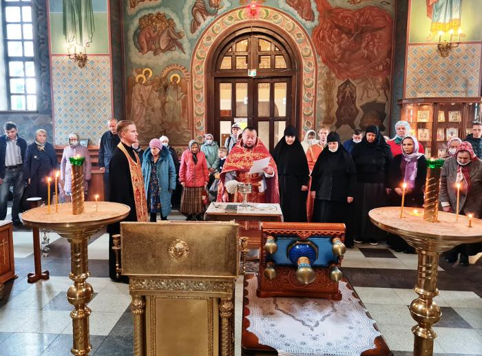В Удомельском благочинии состоялись мероприятия, посвященные Всероссийскому Дню трезвости