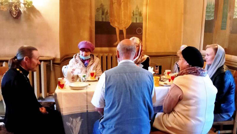 В г. Бежецк состоялась встреча, посвященная Всероссийскому дню трезвости