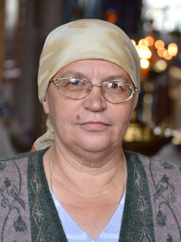 Бабушкина Лариса Михайловна