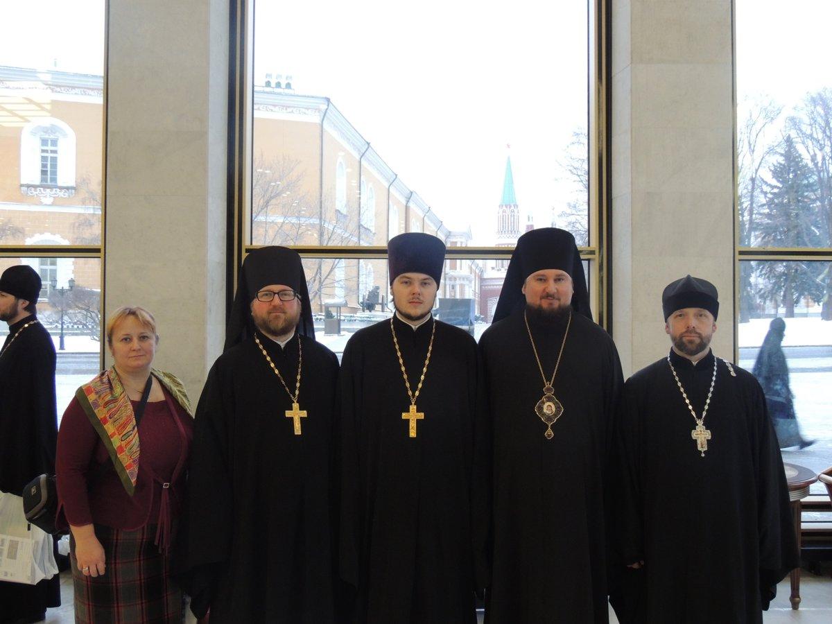 В Москве открылись XXII Рождественские образовательные чтения